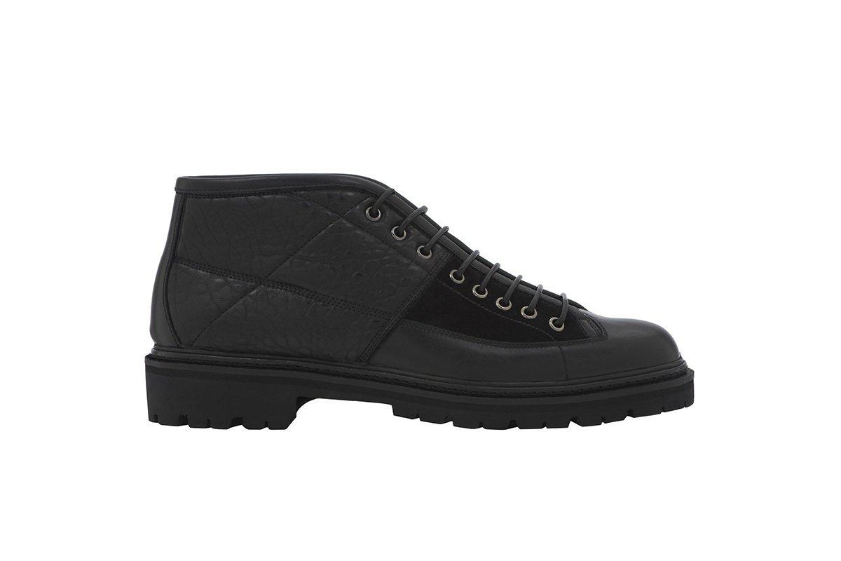 今秋、絶対に欠かせない靴のキーワードはボリューミーなビブラムソール