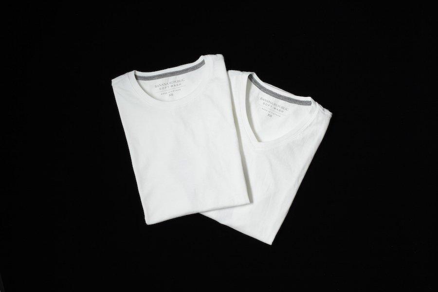 第30回 バナナリパブリックのTシャツ