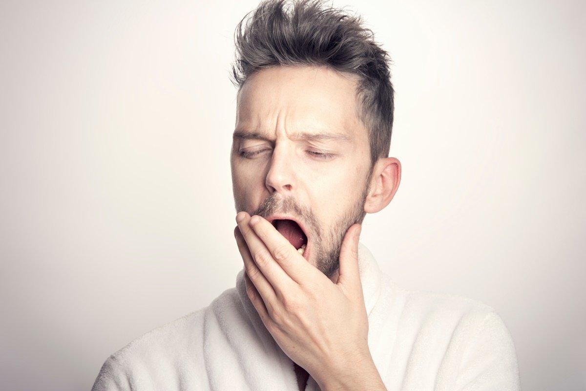 ない 病気 止まら あくび