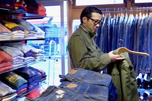 【アニ散歩動画】 〜アニキが高円寺で、古着と出会った。〜